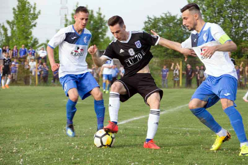 ACSO Filiași - FC Universitatea