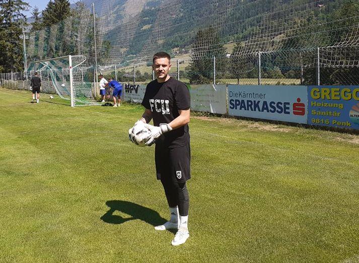 FCU - Cantonament Austria - 24-07-2019 - Antrenament