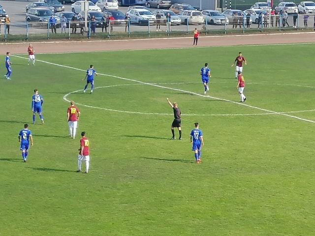 LIVE Cetate Deva - FC Universitatea